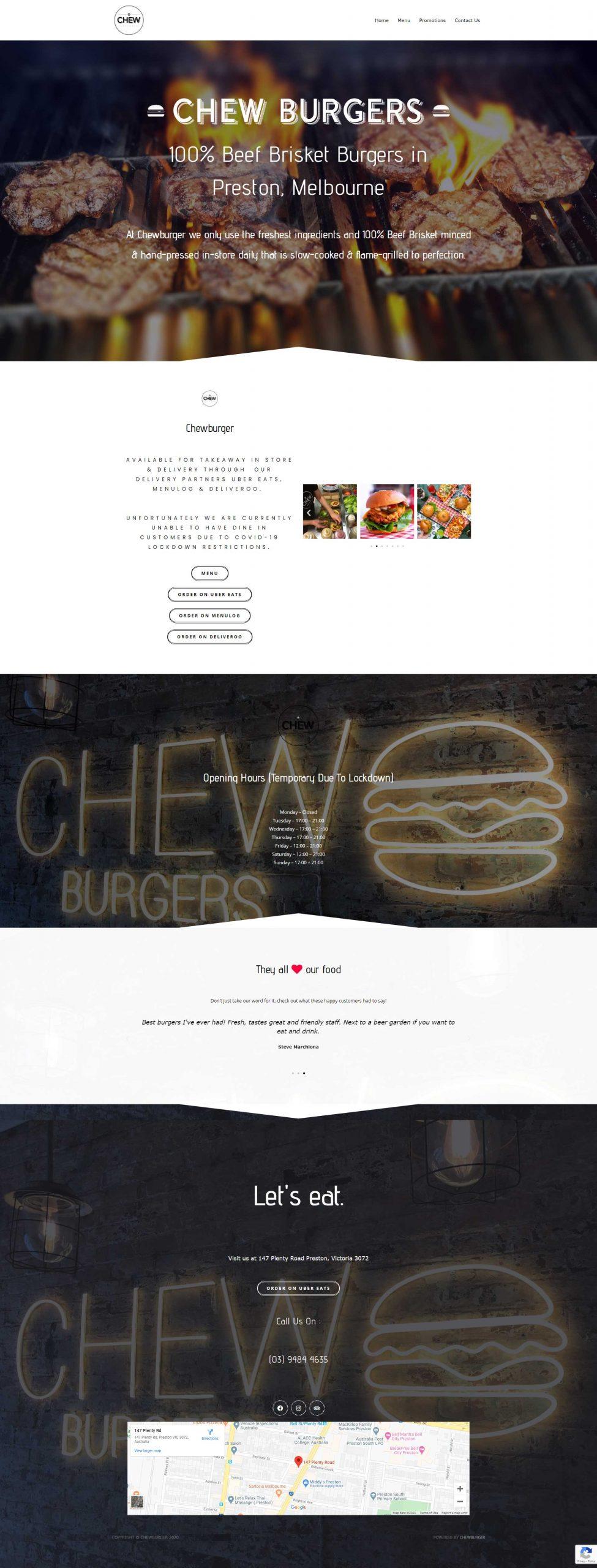 Chewburger
